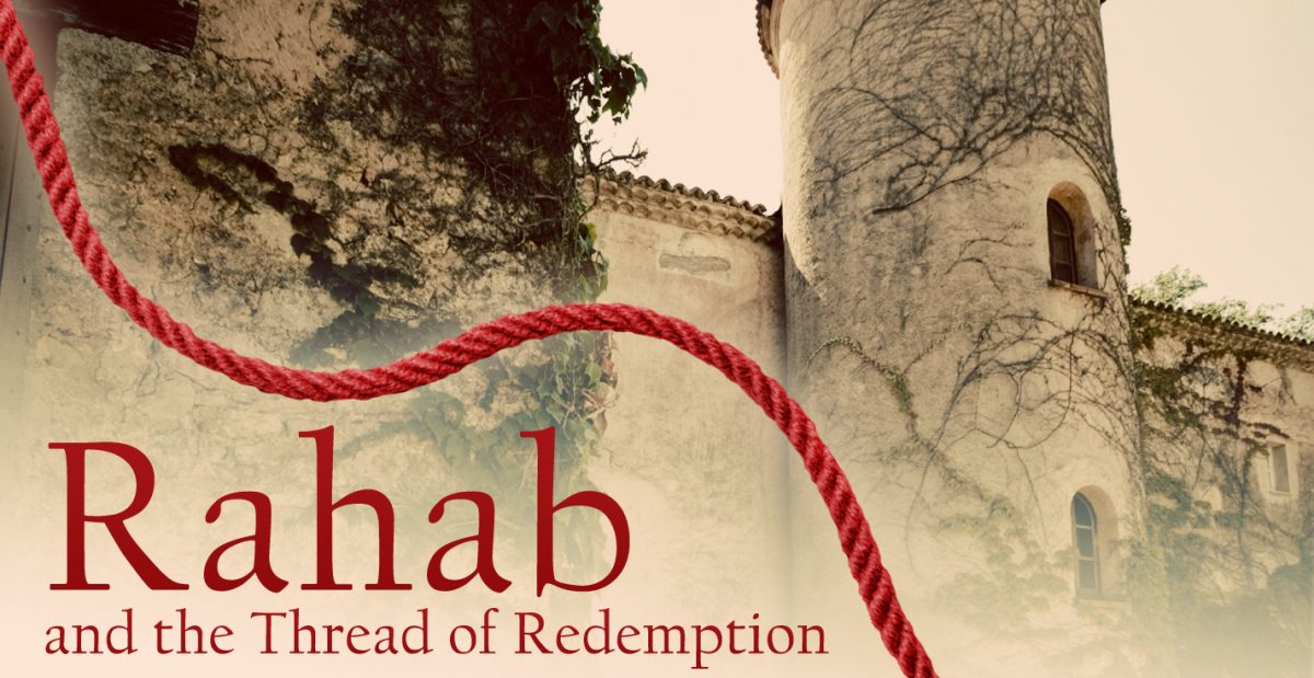 Rahab and the thread of redemption