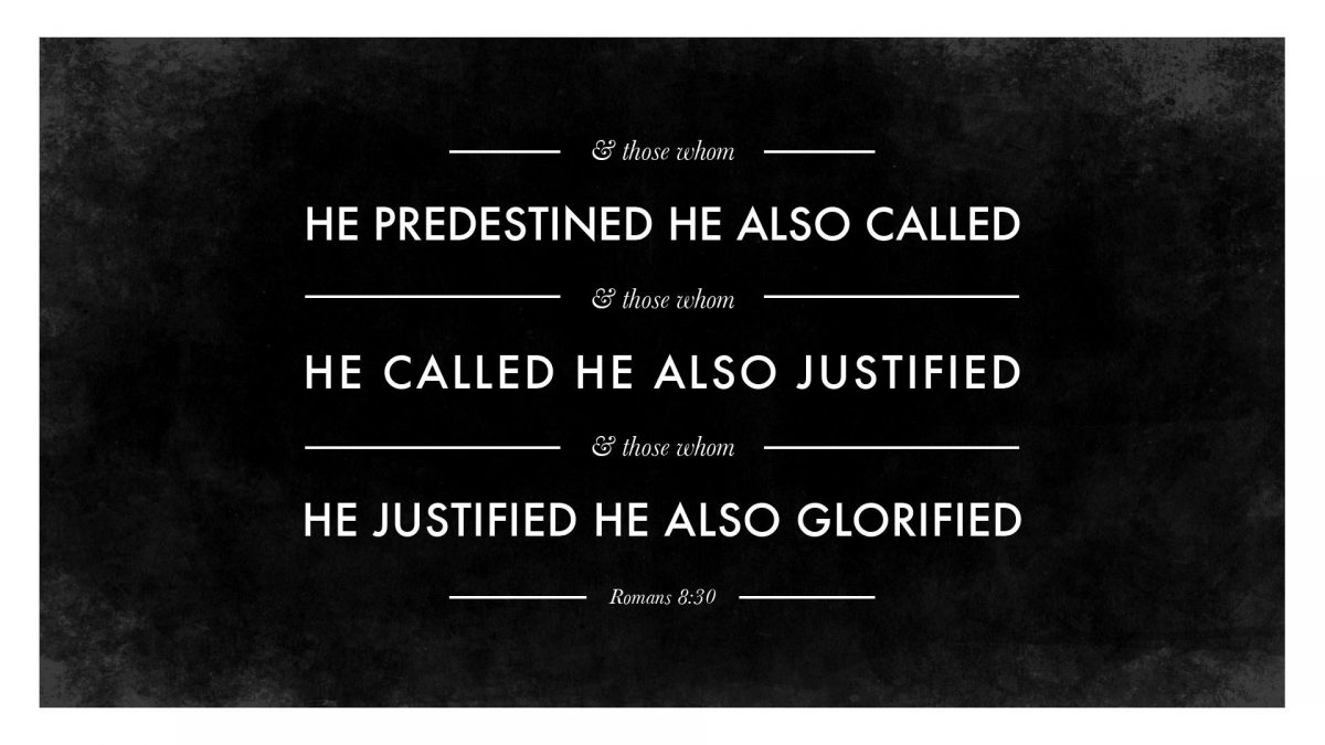 Called, Justified, Glorified