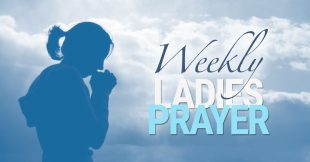 Weekly Ladies Prayer