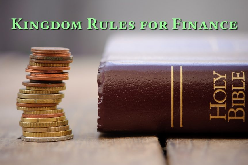 Kingdom Rules of FInance