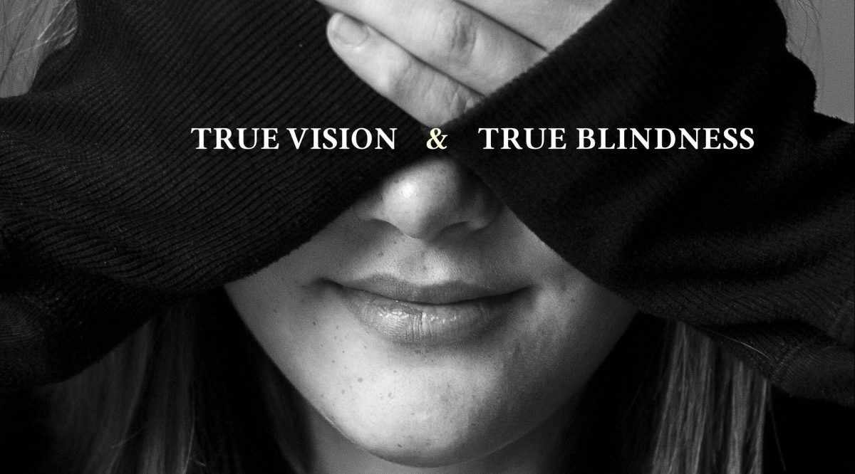 True Vision & True Blindness