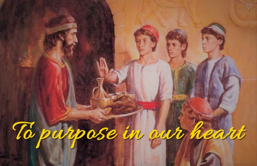 To Purpose in our heart